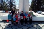 Экскурсия к Мемориалу Славы «Не забыть нам этой даты…»