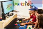 В  школе появилась интерактивная обучающая система – Multikid