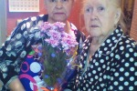 В школе - интернате первого отделения стало традицией заботиться о наших престарелых тружениках-пенсионерах