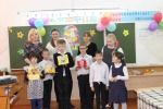 6 марта  во 2 классе прошел праздник, посвященный 8 марта.
